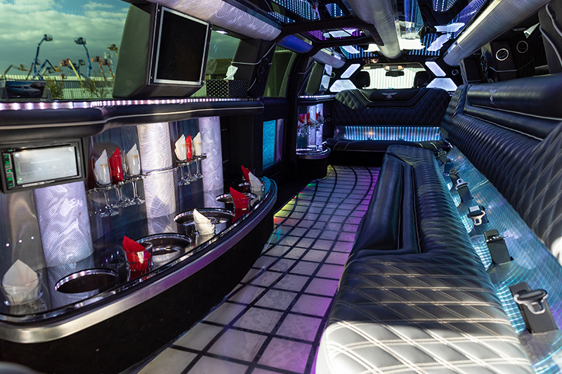 Jeep Stretch Limousine