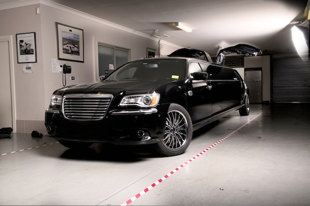 Chrysler Stretch Limousine